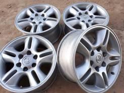 Lexus. 7.5x17, 6x139.70, ET25, ЦО 108,0мм.