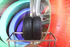 Pirelli Winter Carving. Зимние, шипованные, 2014 год, износ: 20%, 2 шт