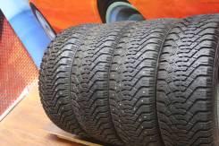Dunlop SP Ice Response. Зимние, шипованные, 2014 год, износ: 20%, 4 шт