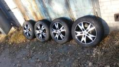 Продаю комплект зимних колес r-16