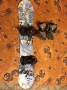 Продам сноуборд и ботинки к нему