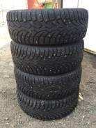 Bridgestone Noranza 2 EVO. Зимние, шипованные, 2014 год, износ: 10%, 4 шт