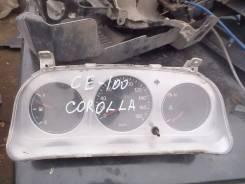 Панель приборов. Toyota Corolla, CE100, CE100G Двигатель 2C