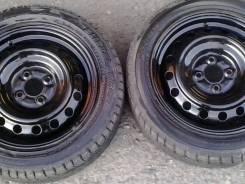 Комплект зимних колес. 5.5x15 4x100.00 ET45