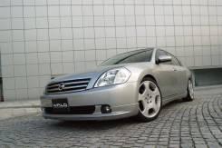Губа. Subaru Bistro Nissan Teana, J31