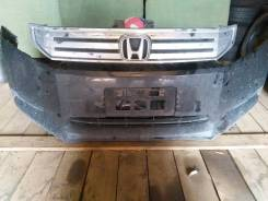 Бампер. Honda Stepwgn, RK6, RK1, RK7, RK5, RK2, RK3, RK4 Двигатель R20A