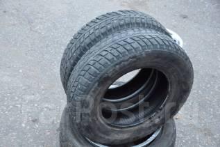Bridgestone Noranza. Зимние, шипованные, износ: 60%, 2 шт
