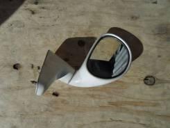 Зеркало заднего вида боковое. Mitsubishi Pajero Mini, H53A