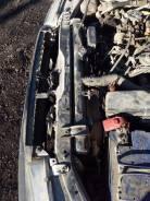 Радиатор охлаждения двигателя. Toyota Corona, ST190