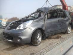 Nissan Note. SJNFAAE11U0000000, CR14 000000R