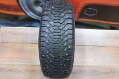 Dunlop SP Ice Response. зимние, шипованные, 2014 год, б/у, износ 10%