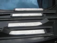 Накладка на порог. Mercedes-Benz S-Class, W220