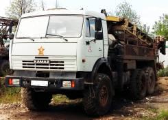 Геомаш ЛБУ-50. Буровая установка ЛБУ-50-07, 10 850куб. см.