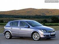 Opel Astra. H, Z16XER