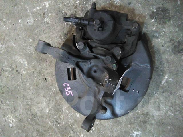 ступица передняя левая на nissan laurel gnc35