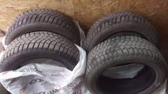 Michelin X-Ice North. Зимние, шипованные, 2010 год, износ: 20%, 4 шт