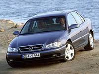Opel Omega. B, X18XE