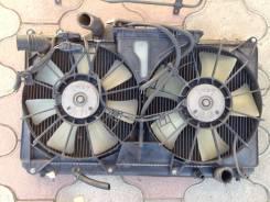Радиатор охлаждения двигателя. Toyota Altezza, JCE10W, JCE10 Двигатель 2JZGE