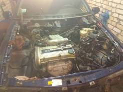 Двигатель в сборе. Daewoo Espero Двигатель A15MF