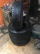 Dunlop Grandtrek AT2. Грязь AT, износ: 10%, 4 шт