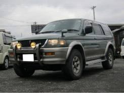 Mitsubishi Challenger. автомат, 4wd, 3.0, бензин, 66 300 тыс. км, б/п, нет птс. Под заказ