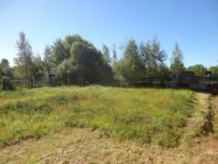 Земельный участок 12 соток Гаровка 1. 1 200 кв.м., собственность, электричество, от агентства недвижимости (посредник). Фото участка