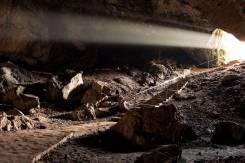 Корпоратив Спелео-тур (Серафимская и Мокрушинская пещеры)