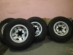 Колеса 265/70/15 Dunlop Grandtrek SJ5. 7.0x15 6x139.70 ET-20