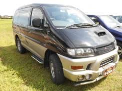 Mitsubishi Delica. автомат, 4wd, 2.8, дизель, 79 320 тыс. км, б/п, нет птс. Под заказ