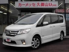 Nissan Serena. автомат, передний, 2.0, бензин, 58 тыс. км, б/п. Под заказ