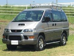 Mitsubishi Delica. автомат, 4wd, 2.8, дизель, 63 800 тыс. км, б/п, нет птс. Под заказ