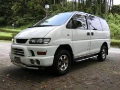 Mitsubishi Delica. автомат, 4wd, 3.0, бензин, 99 230 тыс. км, б/п, нет птс. Под заказ