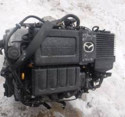 Двигатель в сборе. Mazda: Titan, Premacy, Bongo Brawny, Familia S-Wagon, Demio, Proceed, Millenia, BT-50, Efini MS-8, Eunos Presso, Eunos 100, Axela...