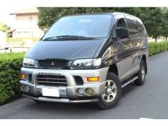 Mitsubishi Delica. автомат, 4wd, 3.0, бензин, 55 738 тыс. км, б/п, нет птс. Под заказ