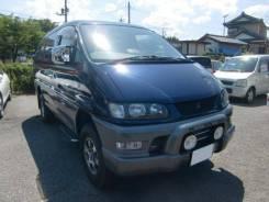 Mitsubishi Delica. автомат, 4wd, бензин, 99 452 тыс. км, б/п, нет птс. Под заказ