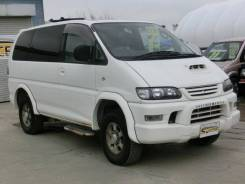 Mitsubishi Delica. автомат, 4wd, 2.8, дизель, 83 200 тыс. км, б/п, нет птс. Под заказ