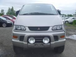 Mitsubishi Delica. автомат, 4wd, 3.0, бензин, 76 000 тыс. км, б/п, нет птс. Под заказ