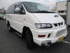 Mitsubishi Delica. автомат, 4wd, 2.8, дизель, 88 000 тыс. км, б/п, нет птс. Под заказ
