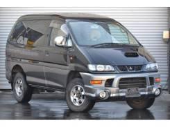 Mitsubishi Delica. автомат, 4wd, 2.8, дизель, 98 000 тыс. км, б/п, нет птс. Под заказ