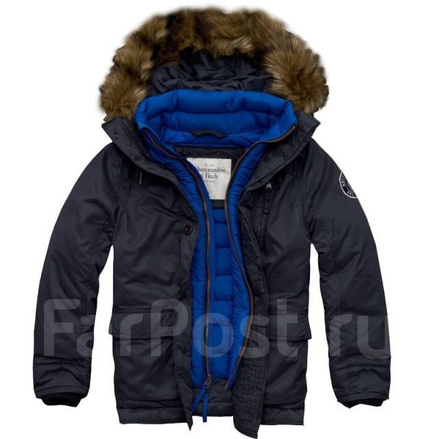 7e98eb64502e Куртка-пуховик Abercrombie & Fitch - Верхняя одежда во Владивостоке