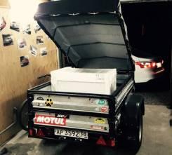 Курганские прицепы. Г/п: 750 кг., масса: 145,00кг.