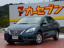 Nissan Sylphy. автомат, передний, 1.8, бензин, 7 000тыс. км, б/п. Под заказ