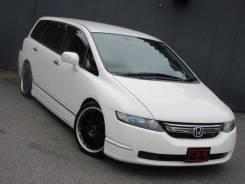 Honda Odyssey. автомат, передний, 2.4, бензин, б/п, нет птс. Под заказ