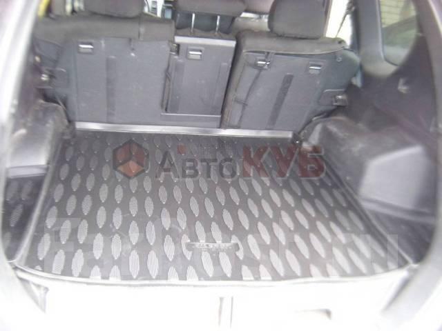 Полиуретановый коврик в багажник nissan x-trail t31 ветро гидроизоляция для крыши купить в белгороде