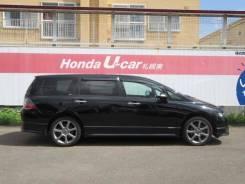 Honda Odyssey. автомат, 4wd, 2.4, бензин, 30 000 тыс. км, б/п, нет птс. Под заказ