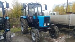 МТЗ 82.1. Трактор мтз 82, 4 750 куб. см.
