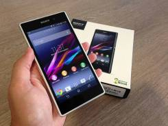 Sony Xperia Z1. Новый