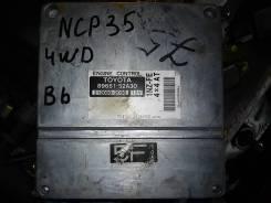 Компьютер, Toyota Bb, NCP35, 1NZFE, (89661-52А30)