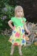 Платье детское 297К