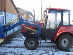 МТЗ 320. Продам трактор мтз-320 с куном и отвалом, 1 500 куб. см.